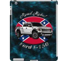 Ford F-150 Truck Road Rebel iPad Case/Skin