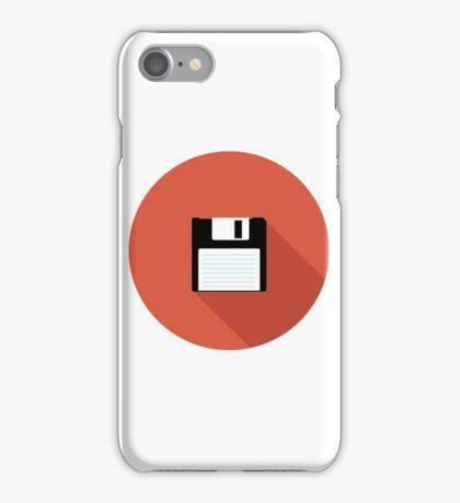 3 and a Half inch disc iPhone Case/Skin