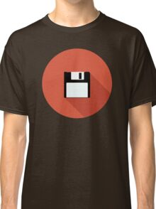 3 and a Half inch disc Classic T-Shirt