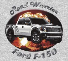 Ford F-150 Truck Road Warrior Kids Tee