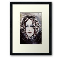 Self Portrait 2009 Framed Print