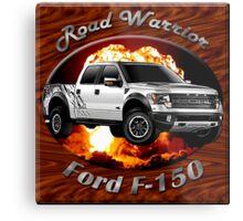Ford F-150 Truck Road Warrior Metal Print