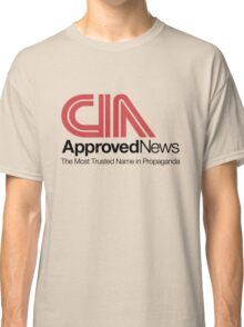 CIA Approved News Classic T-Shirt