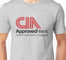 CIA Approved News Unisex T-Shirt