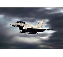 RAF Typhoon Pass Photographic Print