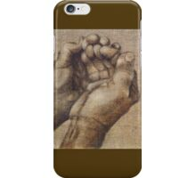I Got You - Hands Phone Case iPhone Case/Skin