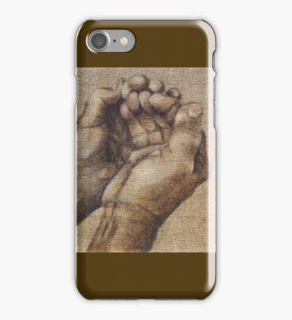 I Got You - Hands Phone Case iPhone Case/Skin