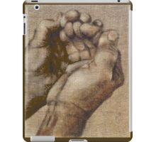 I Got You - Hands Ipod Case iPad Case/Skin