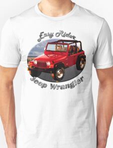 Jeep Wrangler Easy Rider T-Shirt