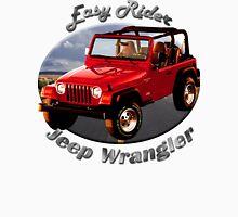 Jeep Wrangler Easy Rider Unisex T-Shirt