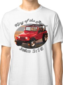 Jeep Wrangler King Of The Road Classic T-Shirt