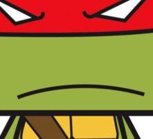 Leonardo RED Sticker