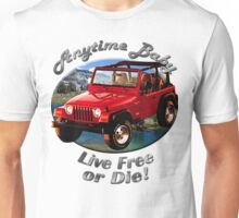 Jeep Wrangler Anytime Baby Unisex T-Shirt