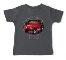 Jeep Wrangler Heaven Don't Want Me Baby Tee