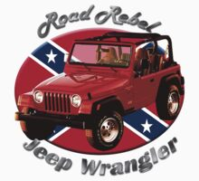 Jeep Wrangler Road Rebel by hotcarshirts