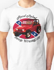 Jeep Wrangler Road Rebel T-Shirt