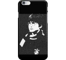 The Boy Who Lived - Typographic Poster iPhone Case/Skin