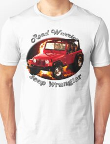 Jeep Wrangler Road Warrior T-Shirt