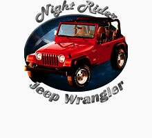 Jeep Wrangler Night Rider Unisex T-Shirt