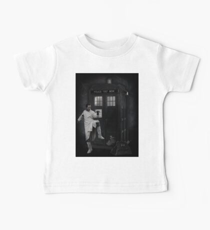 Dr Whoibble Baby Tee