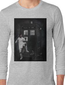 Dr Whoibble Long Sleeve T-Shirt