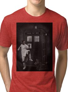 Dr Whoibble Tri-blend T-Shirt