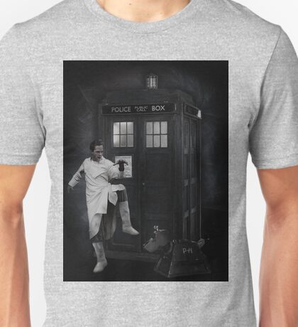 Dr Whoibble Unisex T-Shirt