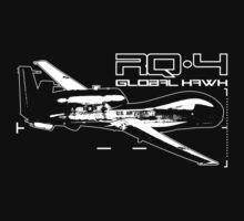 RQ-4 Global Hawk Kids Tee