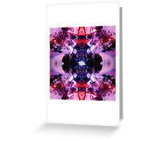 Kaleidoscope Eyes Greeting Card