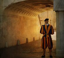 Swiss Guard by rentedochan