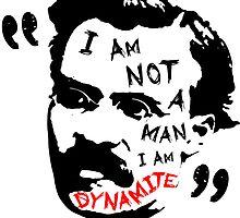 Nietzsche Dynamite by impulsiveyouth