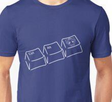 Ctrl Alt DELETE! Unisex T-Shirt