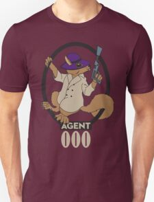 Secret Squirrel Unisex T-Shirt