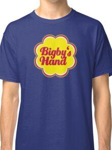 Bigby's Hand (Chupa Chups Logo) - Critical Role Quotes Classic T-Shirt