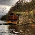 The Duke of Portland Boathouse by Tom Gomez