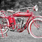 The Red Indian. by Kit347