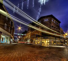 Tiverton Lights  by Rob Hawkins