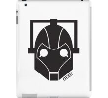 Cyberman iPad Case/Skin