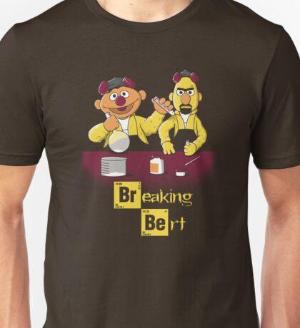 Breaking Bert Unisex T-Shirt