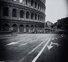 colosseum by Tania Sonnenfeld