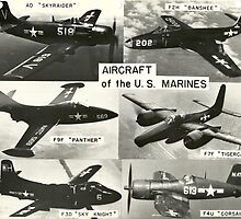 Aircraft of the US Marines (USMC) by John Schneider