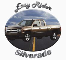 Chevy Silverado Truck Easy Rider by hotcarshirts