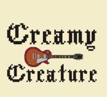 Creamy Creature by Alodia Rueda
