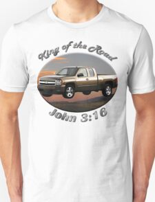 Chevy Silverado Truck King Of The Road T-Shirt