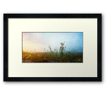 Internal Landscapes Framed Print