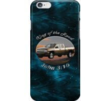 Chevy Silverado Truck King Of The Road iPhone Case/Skin