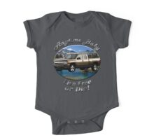Chevy Silverado Truck Anytime Baby One Piece - Short Sleeve