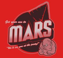 Get Your Ass to Mars by gamblerZ
