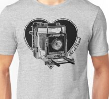 Old At Heart - Black Unisex T-Shirt