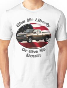 Chevy Silverado Truck Give Me Liberty Unisex T-Shirt